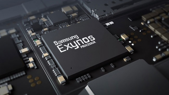 Galaxy S9 con chipset Exynos 9810