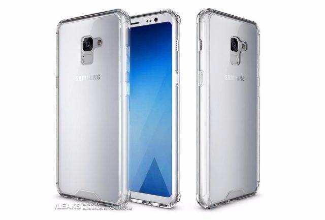 Galaxy A5 e Galaxy A7 2018