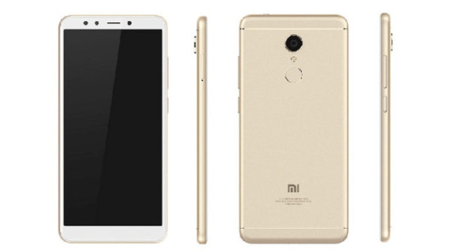 Xaomi Redmi 5 rumors