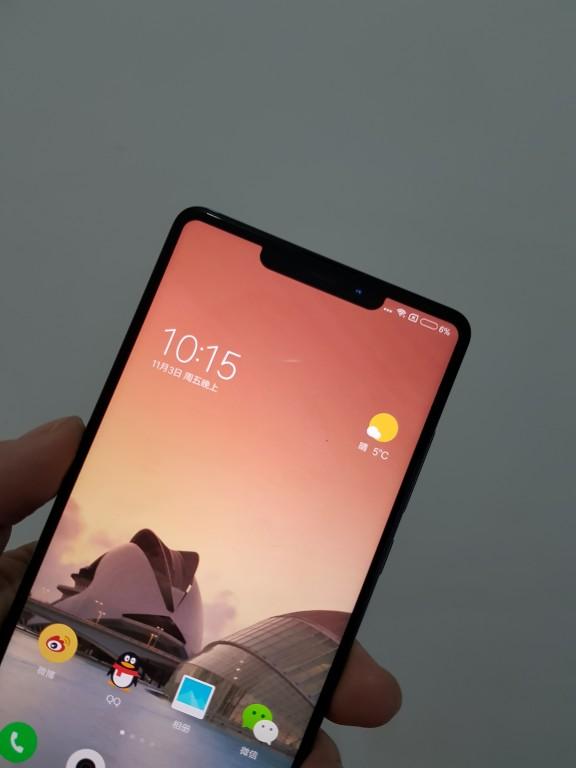 Xiaomi MI MIX 2S è un clone di iPhone X?