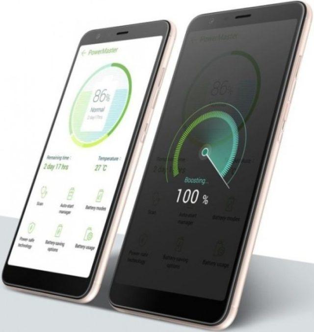 Asus Zenfone Max Plus è ufficiale con full display e batteria duratura