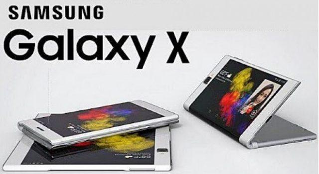 Samsung Galaxy X conferme sito ufficiale
