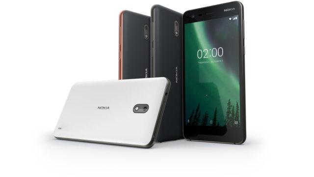 Nokia 2 ufficiale