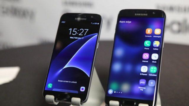 Galaxy S7 aggiornamento ottobre 2017