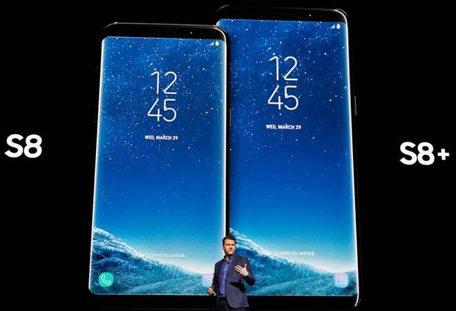 Galaxy S8 e S8+ aggiornamento ottobre 2017
