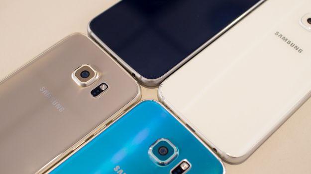 Galaxy S6 e S6 Edge aggiornamento firmware