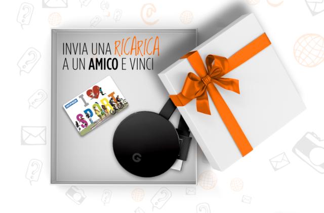 Wind Ricarica SMS concorso