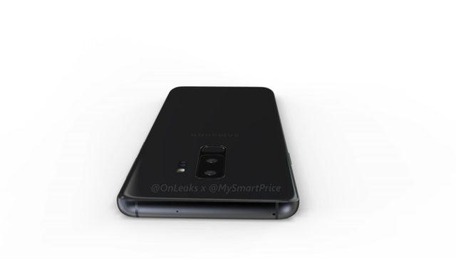 Galaxy S9 e S9+ data