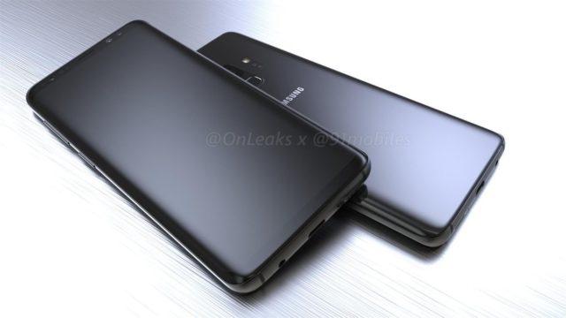 Galaxy S9 con batteria più potente