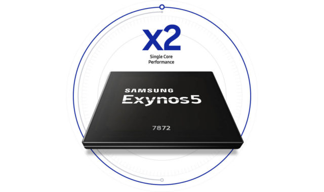 Samsung Exynos 5 7872