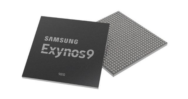 Exynos 9810 per Galaxy S9