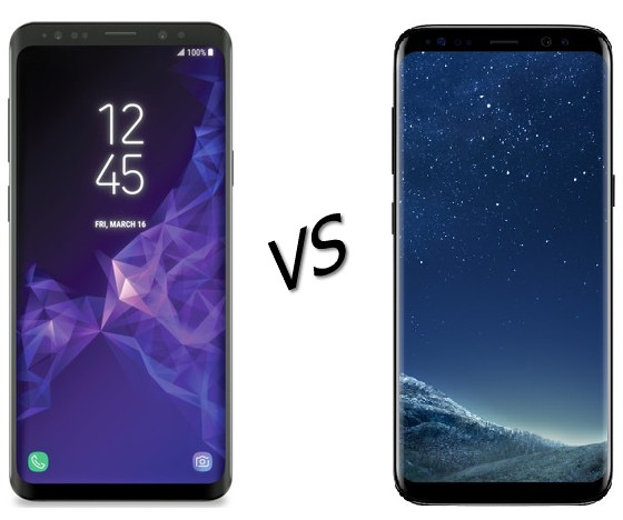 Galaxy S9 vs Galaxy S8 prezzo