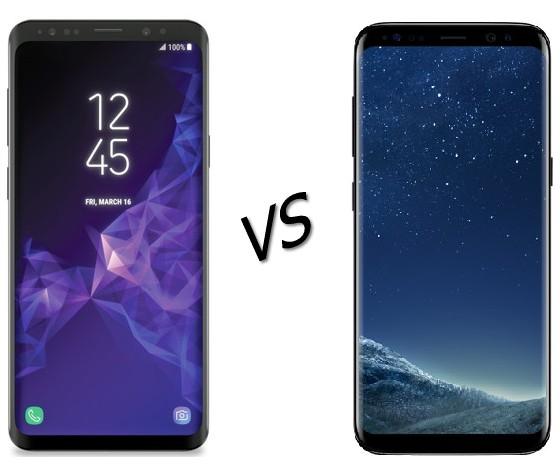 Galaxy S9 vs Galaxy S8 prezzo