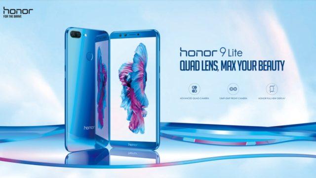 Honor 9 Lite ufficiale Itala