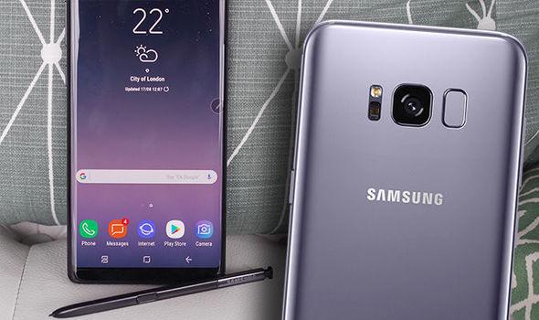 Galaxy S8+ e Galaxy Note 8 problemi batteria