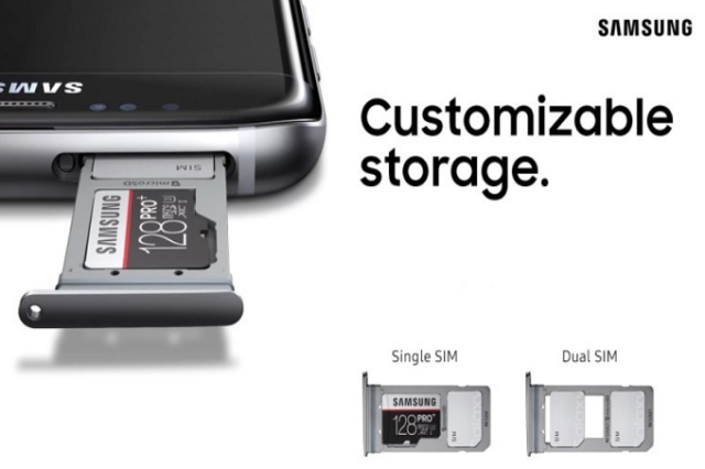 Galaxy S9 versione Dual Sim