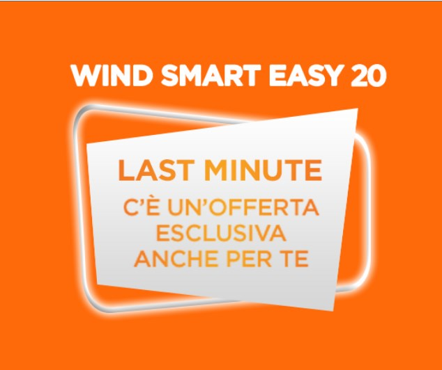 Wind Smart Easy 20 promo