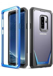 Galaxy S9+ render case protettivi
