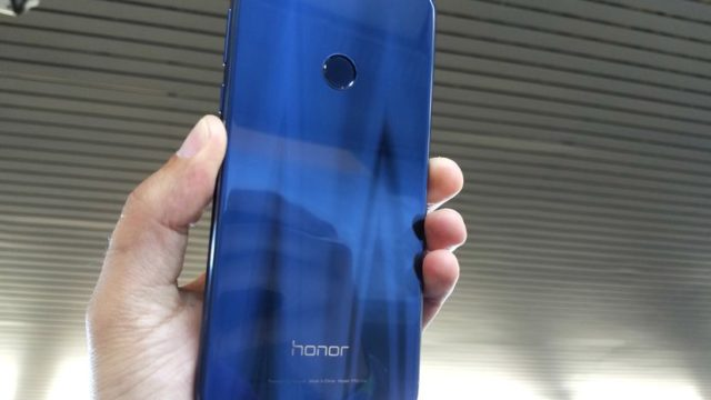 Honor 8 android Oreo