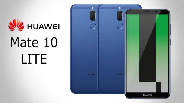 Huawei Mate 10 Lite prezzo