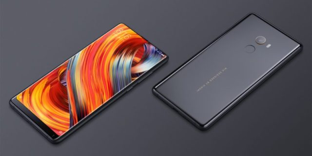 Xiaomi MI Mix 2S rumors