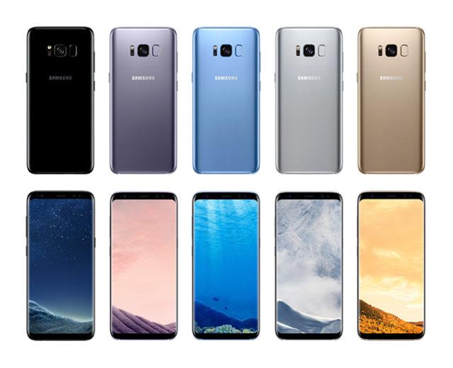 Galaxy S8 e S8+ aggiornamento Android Oreo