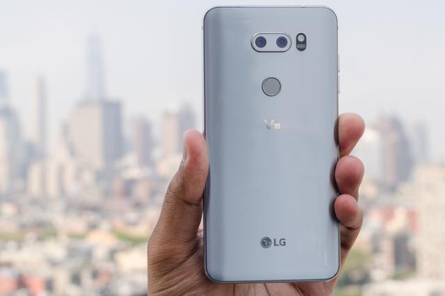 LG V30 2018 rumors MWC