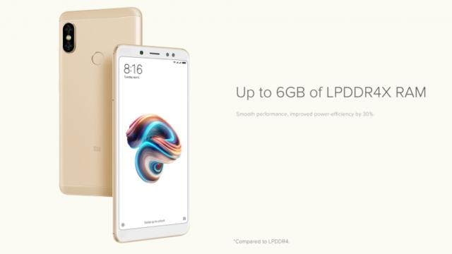 Xiaomi Redmi Note 5 Pro sembra proprio un iPhone X
