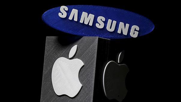 Samsung Galaxy Vs Apple iPhone svalutazione