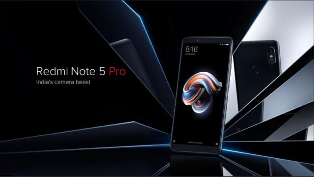 Xiaomi Redmi Note 5 e 5 Pro