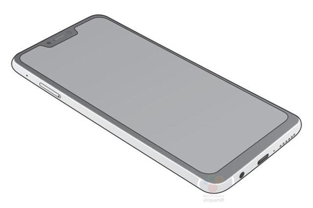 Asus Zenfone 5 schematica