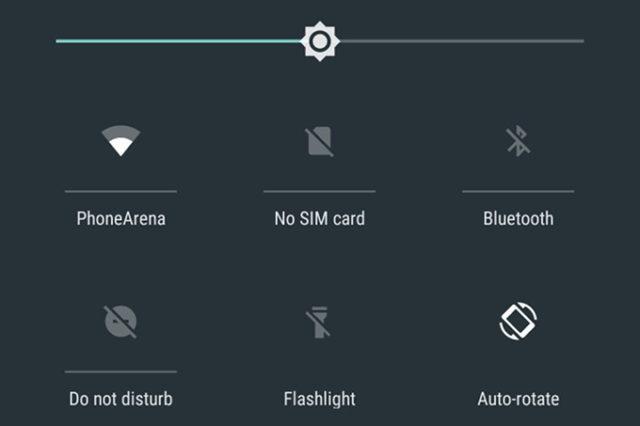 Android P e display OLED: modalità oscura