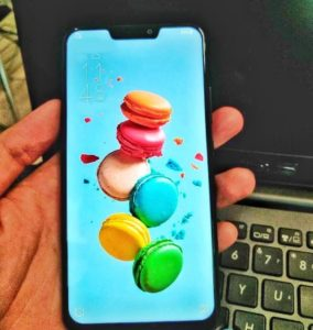 Asus Zenfone 5 2018 immagine dal vivo