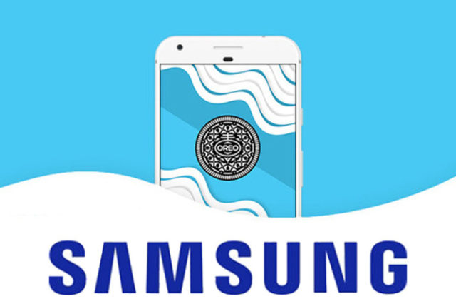 Samsung Galaxy Android Oreo lista