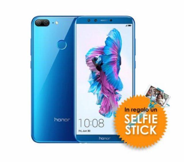 Honor 9 Lite Italia ufficiale sullo Store online