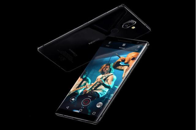 Nokia 8 Sirocco ufficiale