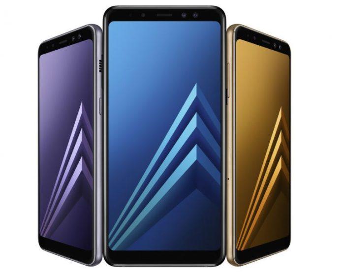 Galaxy A8 2018 aggiornamento firmware