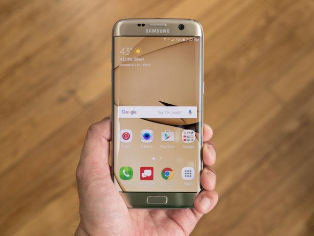 Galaxy S7 Edge con Android Oreo il Video