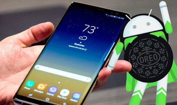 Galaxy S8 e S8+ android 8.0 oreo