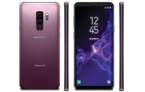 Galaxy S9 e S9+ in viola lilla nuove immagini