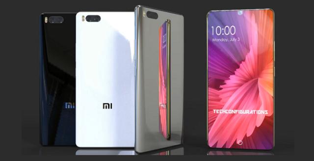 Xiaomi Mi 7 rumors hardware