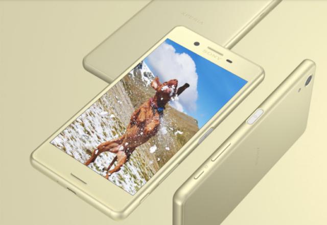 Sony Xperia X e X Compact aggiornamento Android Oreo