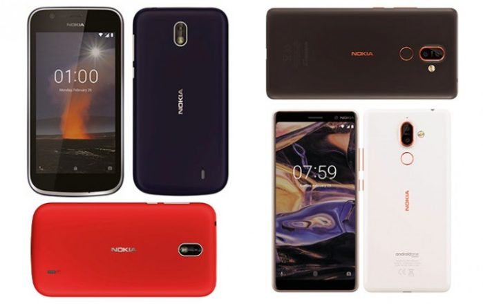 Nokia 1 - al MWC 2018 il nuovo entry level con Android Go
