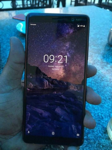 Nokia 7 Plus dal vivo