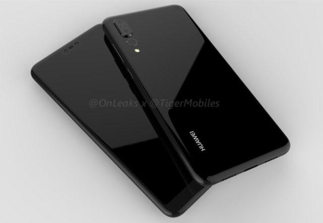 Huawei P20 rumors