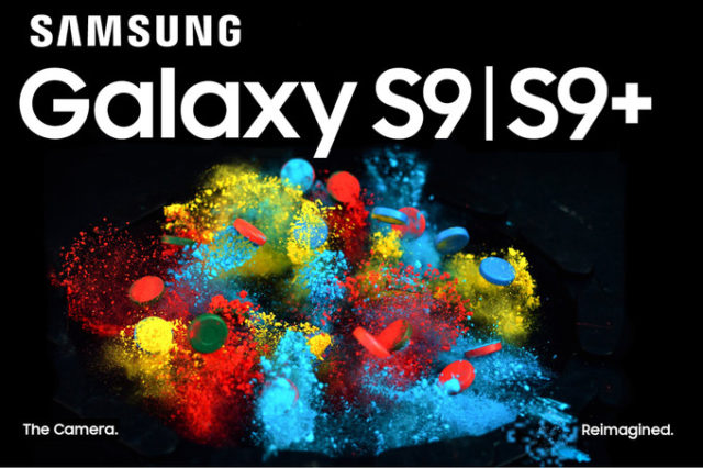 Galaxy S9 e S9+ evento dal vivo