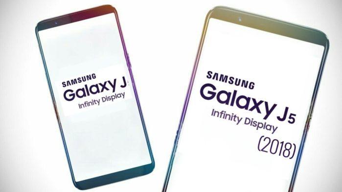 Galaxy J8 2018 dettagli e rumors