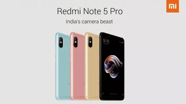Xiaomi Redmi Note 5 e Note 5 Pro