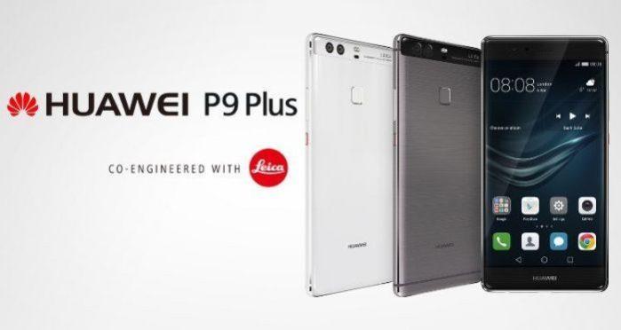 Huawei P9 e P9 Plus Android Oreo