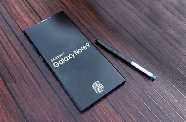 Galaxy Note 9 rumors
